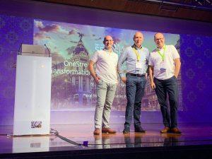 Van Oord Customer Case with Tom Hendriks, Stephan Perrenet and Pascal Walk